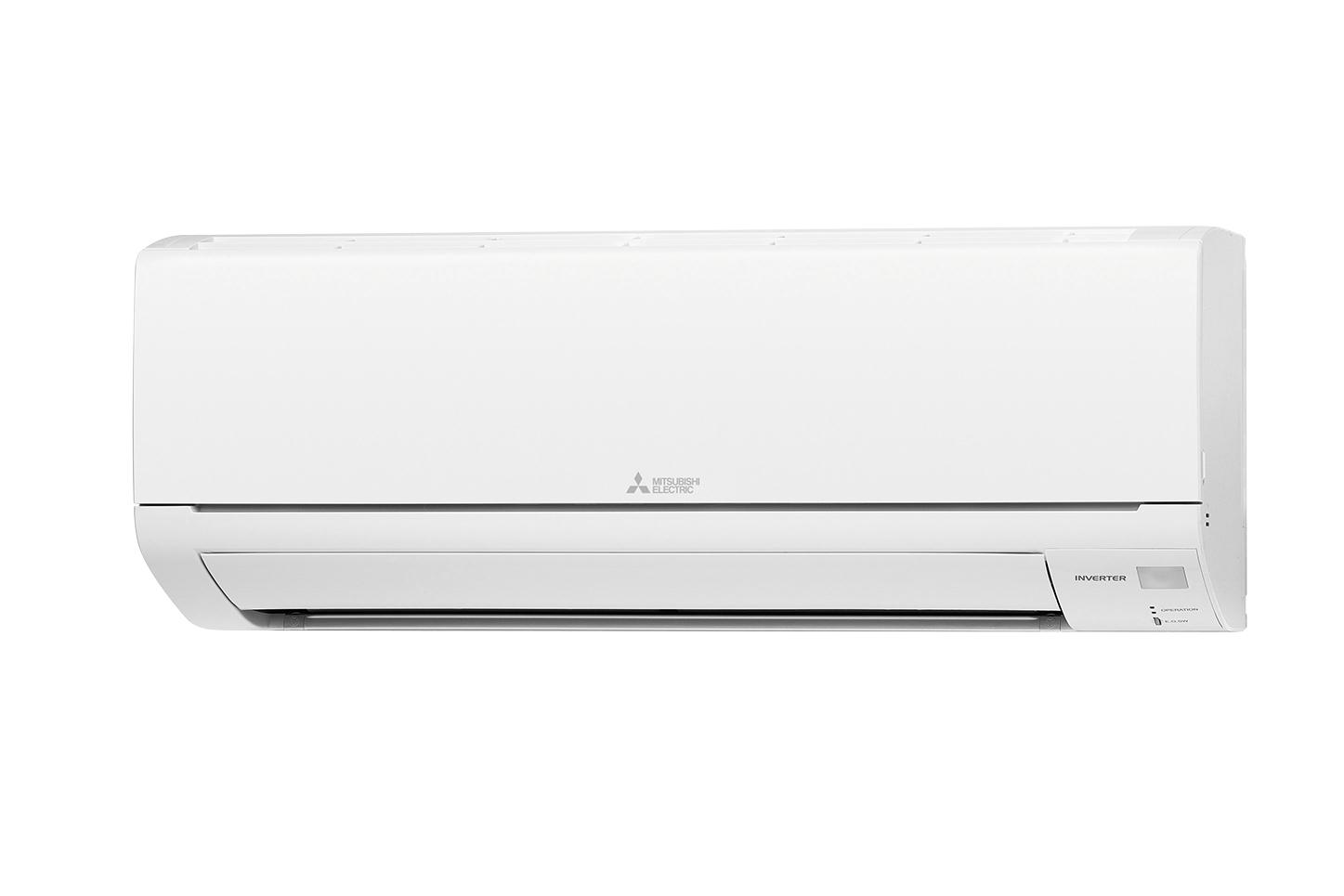 Mitsubishi Heating Cooling Wall Unit : Mitsubishi electric wall split air conditioning needham